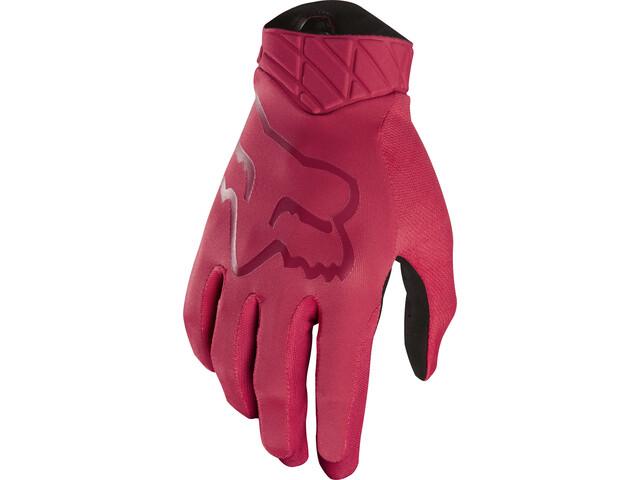 Fox Flexair Handschoenen Heren, rio red